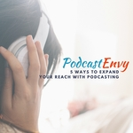 Podcast envy 5 ways sq cover