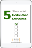 5things to get right building a language