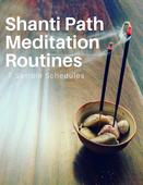 Shanti path meditation routines cover 550