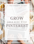 The pinterest guide