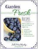 Garden fresh recipes cover