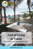 Cost of living cover