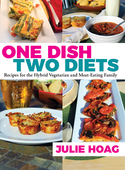 One dish two diets cover digital flat