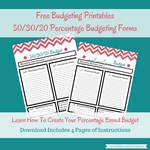 50 30 20 budgeting form printables
