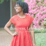 Podcast image  business life   joy