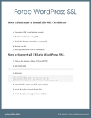 Force wordpress ssl print out1