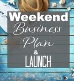Weekend biz plan launch