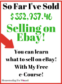 What to sell on ebay copy