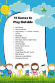 15 games to play outside tmb