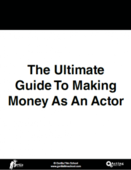 Ultimate guide make money acting cover 232x300