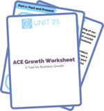 Ace growth worksheet