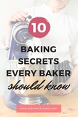 Copy of 10 baking secrets to save time %281%29