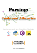 Parsing   tools and libraries   cover