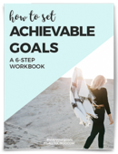 How to set achievable goals cover 250