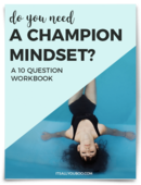 Need champion mindset cover