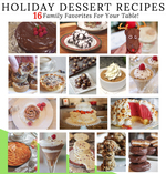 16 holiday dessert recipes