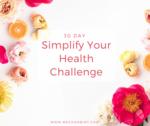 Simple simplified health