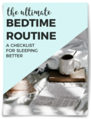Ultimate bedtime routine cover