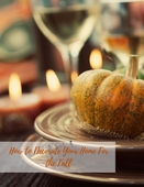 Picture   decorate home for fall