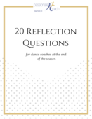 Reflection questions redo 2