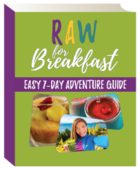 Raw for breakfast 3d