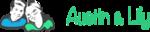 Logo header white