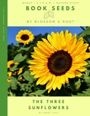 Book seeds  the three sunflowers