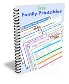 Free family printables collection