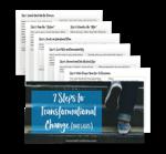 Transformational change workbook