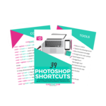 Photoshop shortcut samp