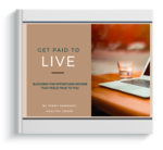 Get paid to live cover