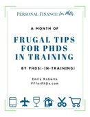 Frugalmonth pfforphds image