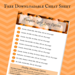 Free downloadable cheat sheet