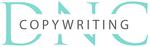 Dnccopywriting logo for website
