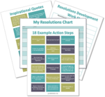90 day resolution setting ecourse.3