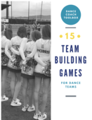 Team building games cover
