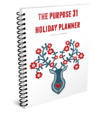 Holiday planner ebook