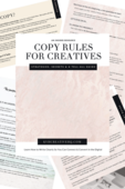 Kvh. creative   insider resources   copyrulesforcreative collage