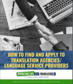 How to find and apply to translation agencies