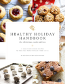 Healthy holiday handbook cover