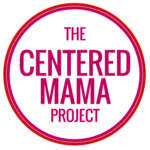 Centered mama project colored