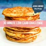 Ig 30 minute challenge
