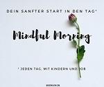 Mindful morning logo mini