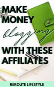 List of affiliate programs