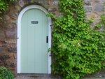 Pic of door