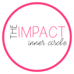 The impact circle graphic