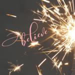 Believe fireworks