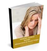 Thyroid fatigue report book cover low resolution