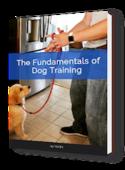 The fundamentals of dog training e book hard cover copy