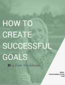 Successful goals icon